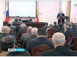 Мэр Воронежа поручил установить знаки, предупреждающие о гололеде