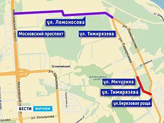 Мэрия передумала - односторонними участки Тимирязева и Ломоносова станут постепенно