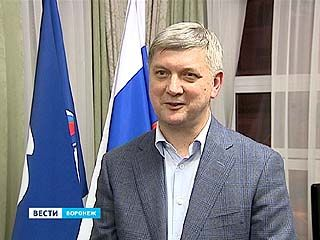 Мэром Воронежа избран вице-губернатор Александр Гусев