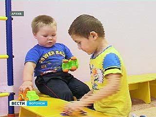 Мест в детских садах Воронежа станет больше