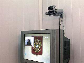 Между изоляторами и залом суда налажена телеконференцсвязь