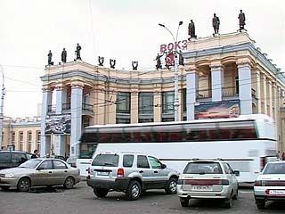 Междугородние автобусы уберут от привокзальной площади