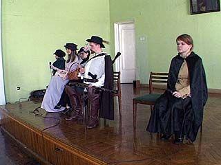 Международный день Франкофонии отметили в Воронеже