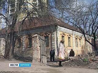 Международный день памятников в Воронеже прошел незаметно