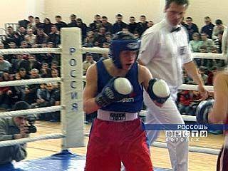 Международный турнир по боксу прошел в Россоши
