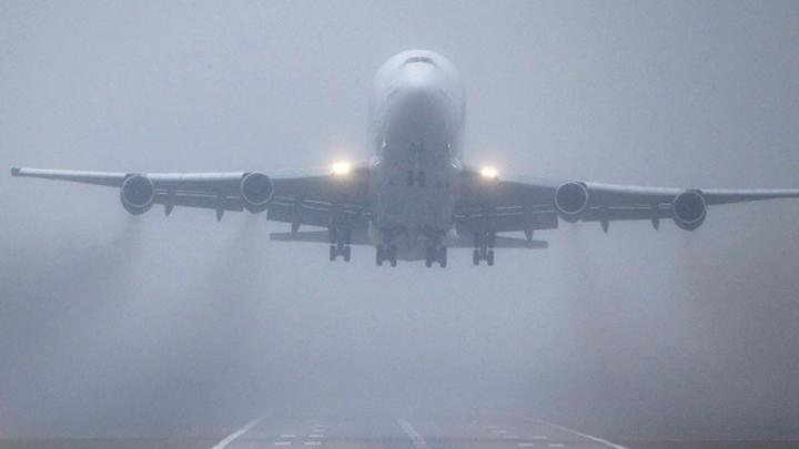 В Воронеже из-за сильного тумана частично нарушилась работа аэропорта