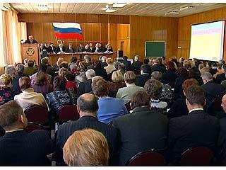 Михаил Чубирко обвинил глав муниципальных образований в халатности