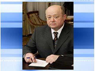 Михаил Фрадков прибыл в Воронеж