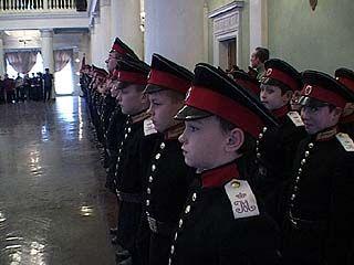 Михайловский кадетский корпус отметил 169-ый день рождения