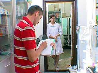 Милиционеры и медики Воронежа отправились на проверку аптек