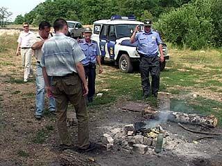 Милиционеры, спасатели, лесники и сотрудники ГИМС проводят совместные рейды