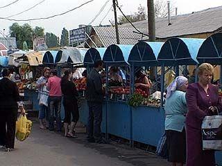 Мини-рынок на ул. Полины Осипенко закроют