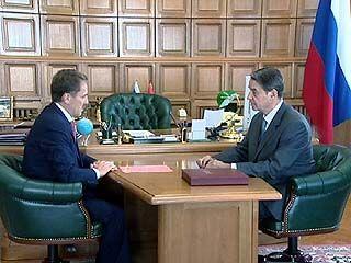 Министр культуры РФ Александр Авдеев прибыл в столицу Черноземья
