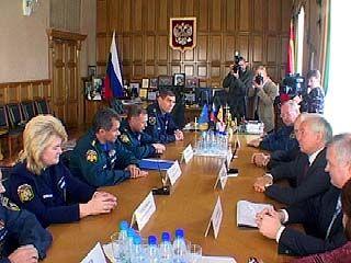 Министр МЧС России и губернатор Воронежской области подписали соглашение