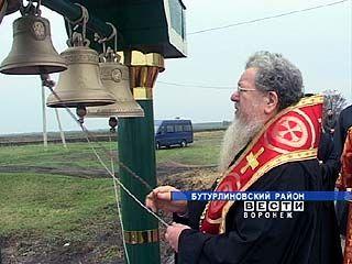 Митрополит Сергий побывал в Бутурлиновском районе
