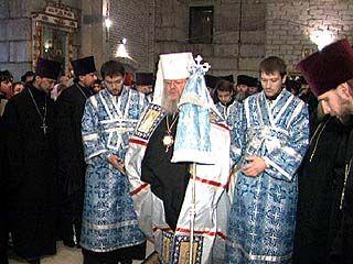 Митрополит Сергий посетил Лиски