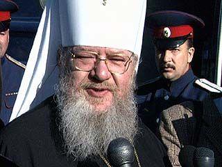 Митрополит Сергий посетил Павловский район