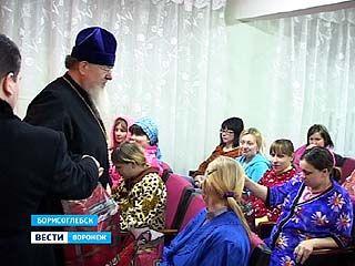 Митрополит Воронежский и Борисоглебский Сергий посетил Борисоглебск