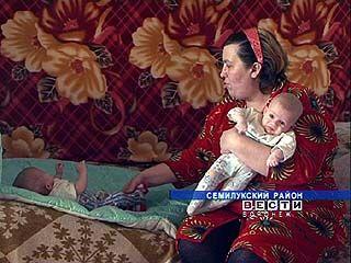 Многодетная мать два месяца не могла прописать своих новорожденных детей