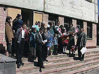 Многодетная семья из Воронежа отправилась на кремлевскую елку