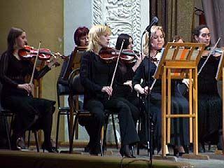 Молодые дарования выступили в Воронежской филармонии