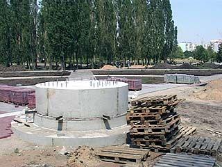 Монтаж памятника десантнику в Северном районе откладывается