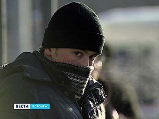 Морозы в Воронежской области продержаться до конца недели