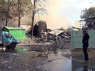 Мощность взрыва составила 50 килограммов в тратиловом эквиваленте