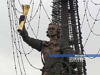 Московский памятник Петру Первому Воронежу не нужен