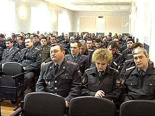 Муниципальному полку милиции - 15 лет