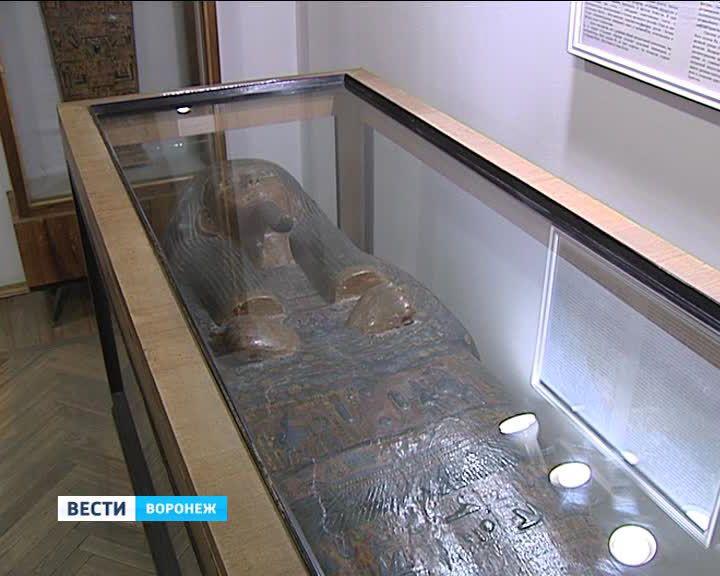 Музей имени Крамского обновляет египетскую коллекцию