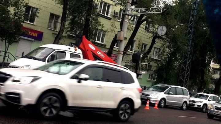 Воронежских водителей предупредили о новых камерах для фиксации нарушений ПДД