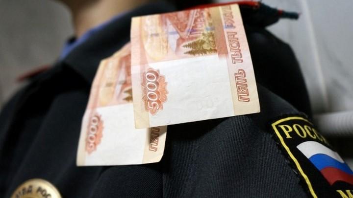 В Воронежской области руководство отдела полиции задержали за «развод» водителей на деньги