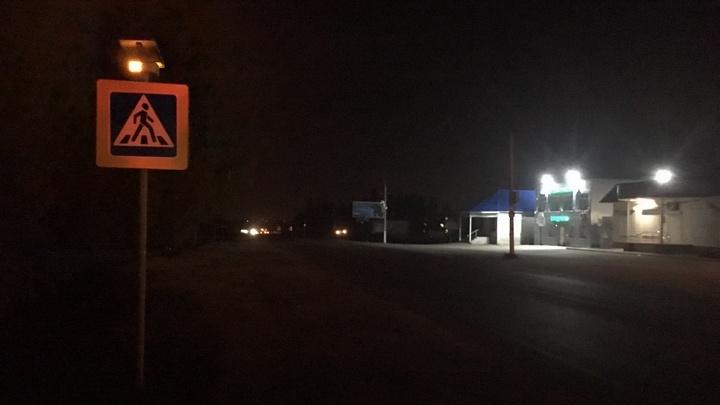 Общественники: в селе под Воронежем из-за долгов отключили уличное освещение