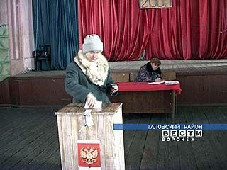 На 14:00 проголосовало 43,12% избирателей Воронежской области