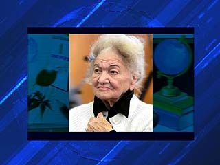 На 85-м году жизни скончалась Мария Игнатьевна Картавцева