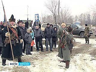 На Адмиралтейской площади прошёл традиционный праздник Казачий спас
