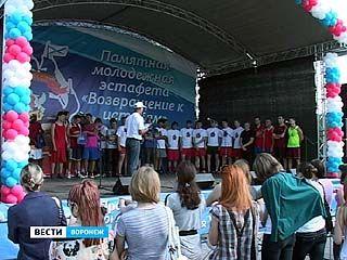 """На Адмиралтейской площади состоялся фестиваль """"Возвращение к истокам"""""""