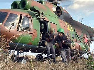 """На аэродроме """"Балтимор"""" прошли учения вертолётной эскадрильи"""