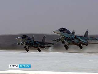 """На """"Балтиморе"""" прошли первые плановые полеты СУ-34"""