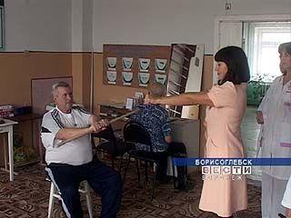 На базе Борисоглебской ЦРБ построен специализированный центр