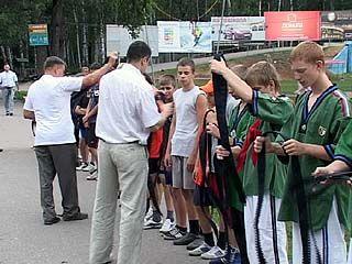 """На базе """"Олимпик"""" прошел кубок Воронежской области по борьбе на поясах"""