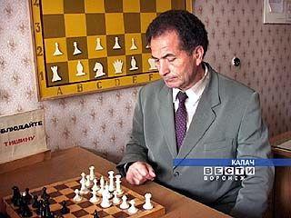 На чемпионате России по шахматам победил воронежец