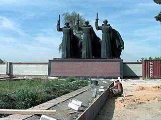 На Чижовском плацдарме начались строительные работы