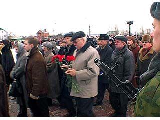 На Чижовском плацдарме вспоминали погибших защитников Воронежа