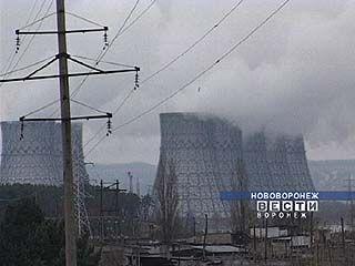 На энергоблоке ╧5 Нововоронежской АЭС произошел пожар