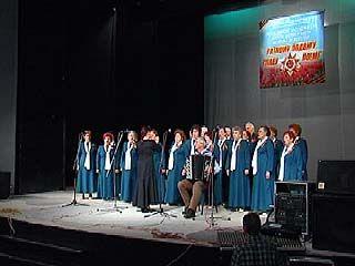 На фестивале в Воронеже выступили 24 ветеранских коллектива