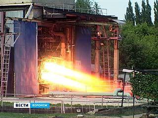 На КБХА испытали новый ракетный двигатель