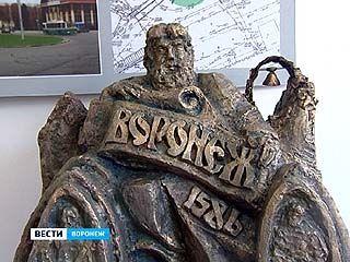 На конкурс пока представлено два варианта памятника основателю Воронежа