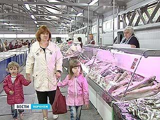 На Куколкина официально открыли модуль по продаже мясной продукции